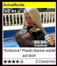 Plastic Barbie wartet auf dich